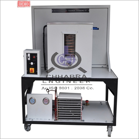 Water Chiller Trainer Training Kit
