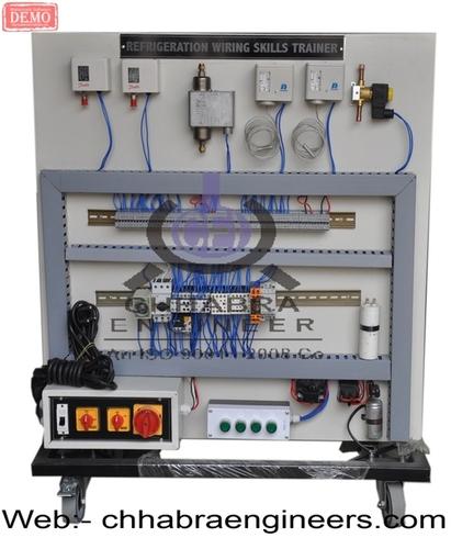 Refrigeration Wiring Skills Trainer
