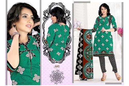 Ranjana Cotton Dress Material