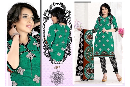 Ranjana Cotton Dress Material