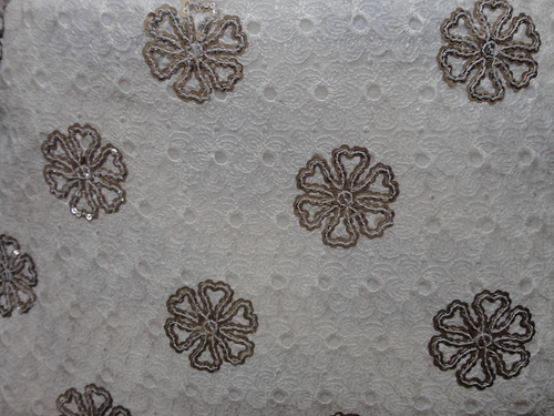 Cotton Embroidery Fabrics whole seller