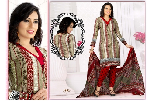 Cotton Dress in Jetpur