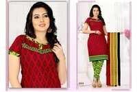 Floral Print Salwar Kameez