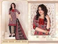 Red Queen Salwar Kameez