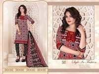 Red Queen Salwar Kameez