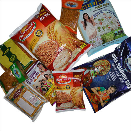 Flexible Laminated Bags