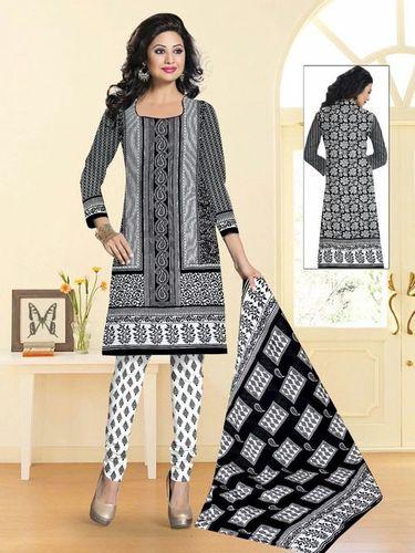 Cotton Printed Dress Materials