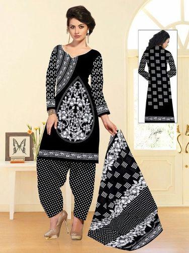 Printed Dress Materials