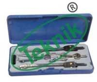 Drawing Instruments Set (Metal)