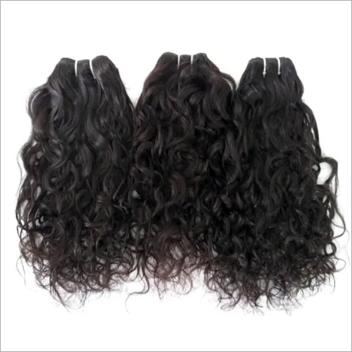 unprocessed Natural curly