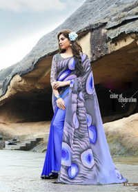 Indian Designer Georgette Sarees