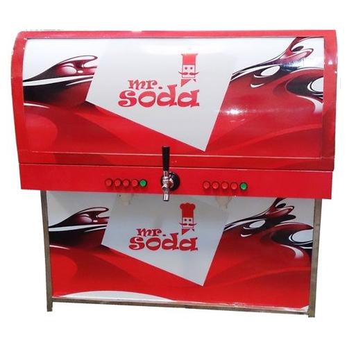 Push Button Soda Machine