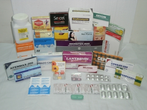 Amoxicillin Capsules  BP 250mg
