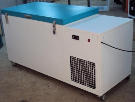 Sub Zero Treatment Chamber