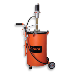 AIR OPERATED GREASE RATIO PUMP