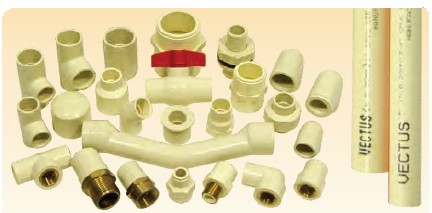 CPVC Hot & Cold Water Piping System