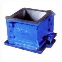 All Types of Cube Moulds & Beam Moulds