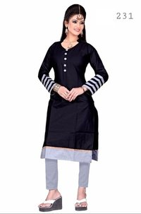 Fashionable Cotton Kurtis Collection Sethnic