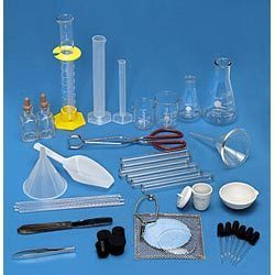 general chemistry labware