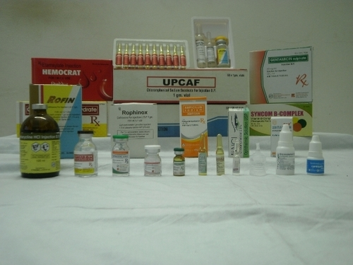 Amikacin Sulphate Injection USP  100 mg / 2 ml
