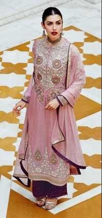 Semi-Stitched Salwar Kameez Wholesale Rate