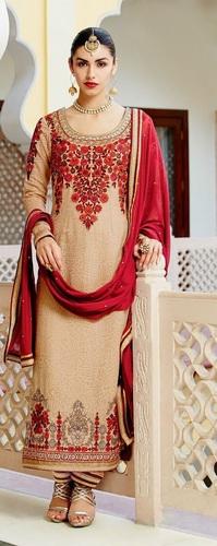 New Style Banarasi Jacquard Salwar Suits