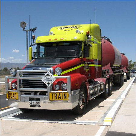 Truck Weighing Bridge