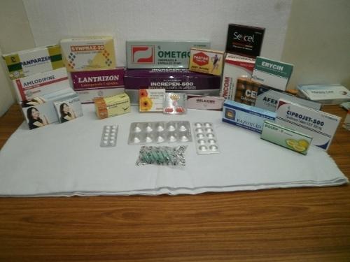 Ciprofloxacin Tablets IP  500 mg