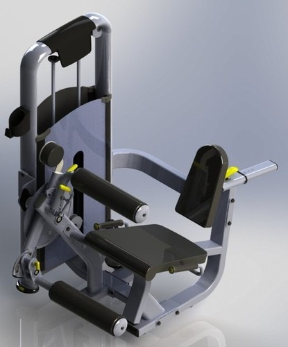 Leg Ext Curl Machine