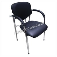 Fixed Chair With Handle