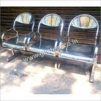 Stainless Steel Lobby Chairs