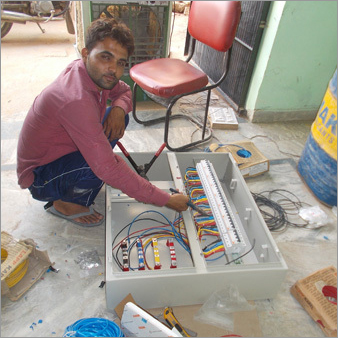 Control Panel Maintenance Services
