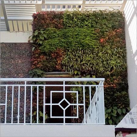 Balcony Landscape Vertical Gardening