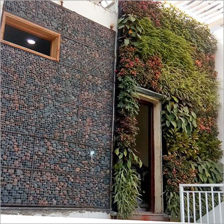 fancy Balcony Vertical Gardening