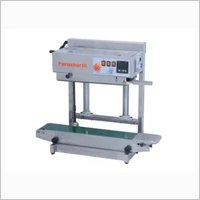 Continuous Bag Sealer Machine