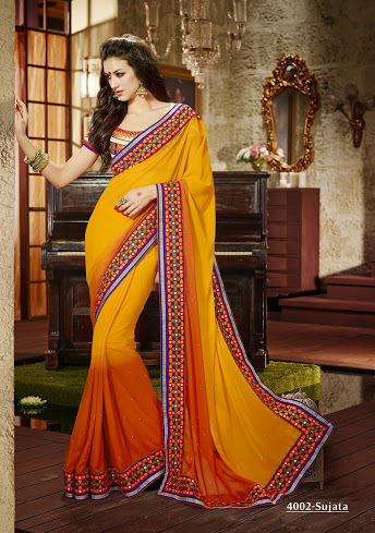Gorgeous Sarees Collection