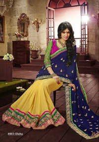 Stylish Ladies Wear Saree
