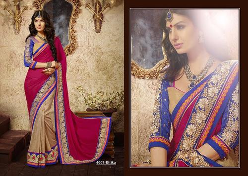 Latest Sari