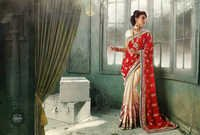 Attractive Party Wear Sarees