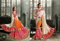 Printed Party Wear Saree
