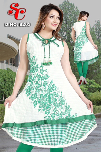 Party Wear Kurtis india