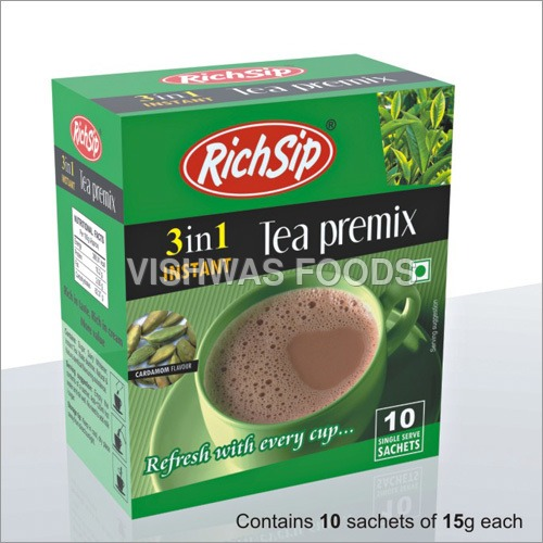 3 in 1 Instant Tea Premix
