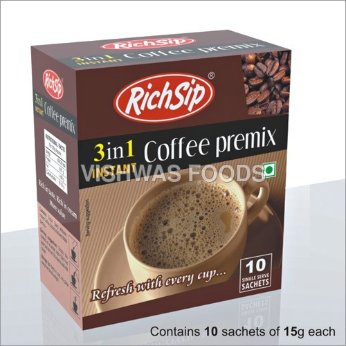 3 in 1 Instant Coffee Premix
