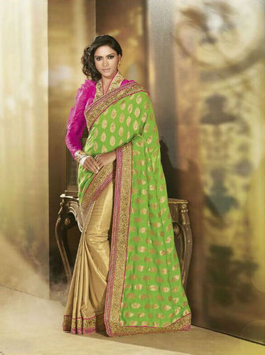 Effervescent Designer Party Wear Saree