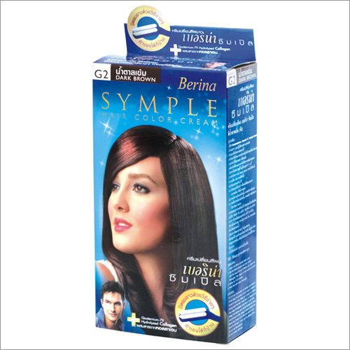 Berina Symple Hair Color Cream