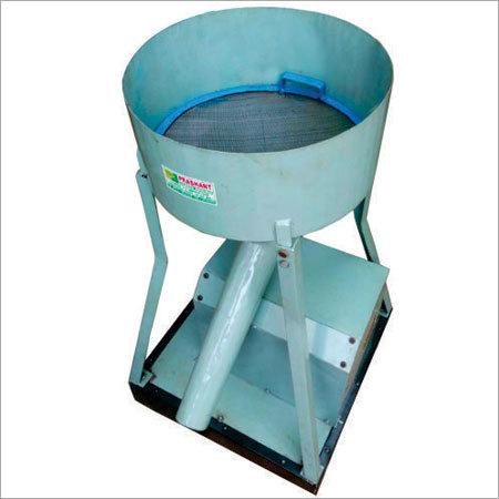 Agarbatti Masala Filter (Chanana) Machine