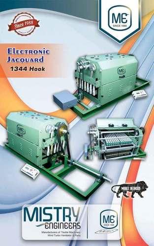 Electronics Jacquard Machines