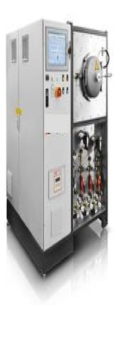 Annealing furnace for vacuum applications (GLO)