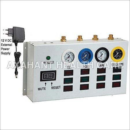 Area Line Pressure Alarm