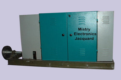Electronic Jacquard Machine